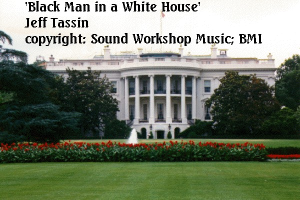 Black Man in a White House